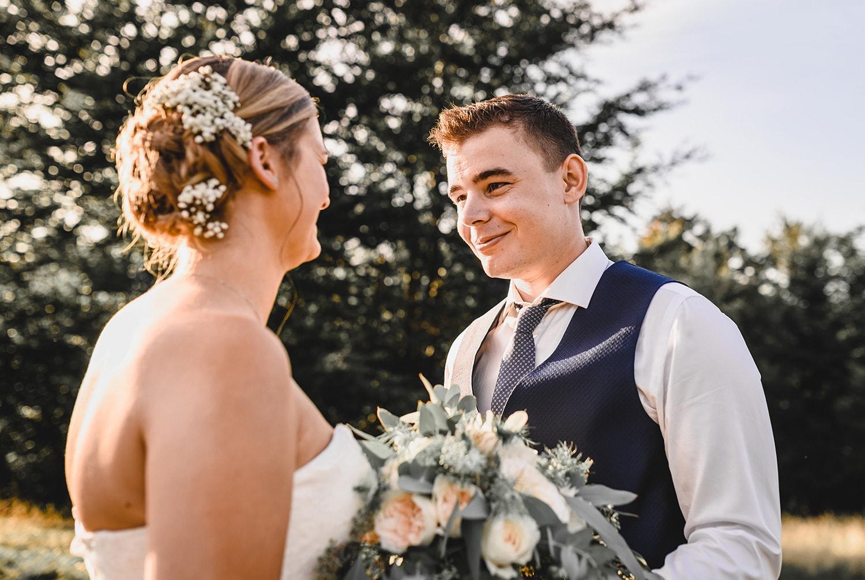 Mariage au Chauffour dans les Vosges