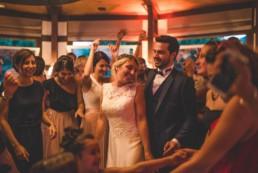 Soirée de mariage dans les Vosges