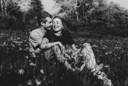 Séance couple dans les Vosges