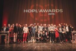 Reportage photo Hopl'awards