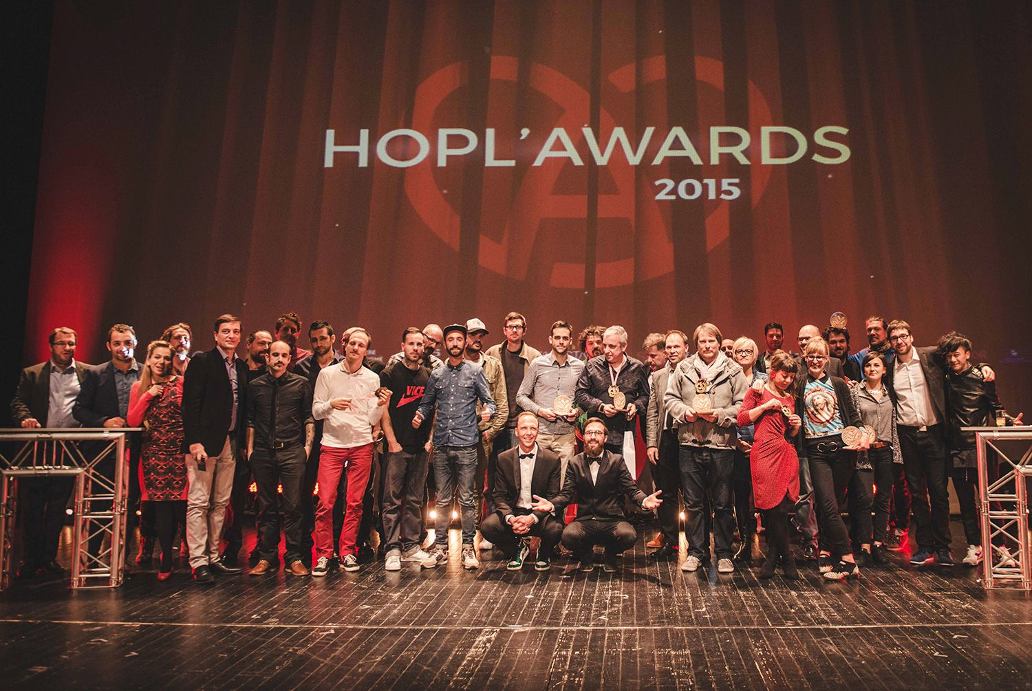 Reportage photo Hopl'awards