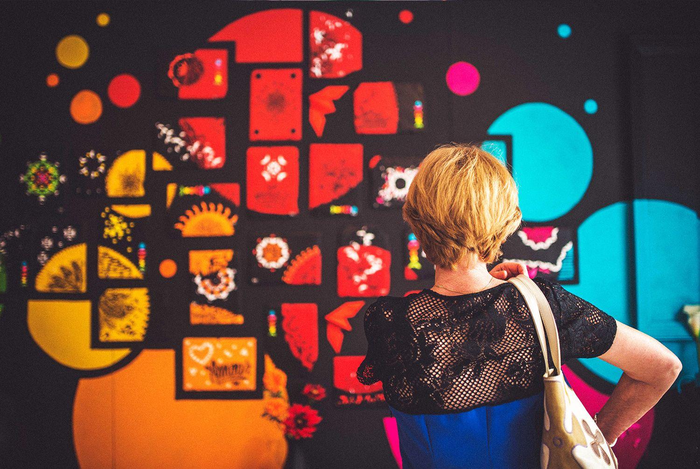 Reportage Galerie 36ème art à Saint-Dié