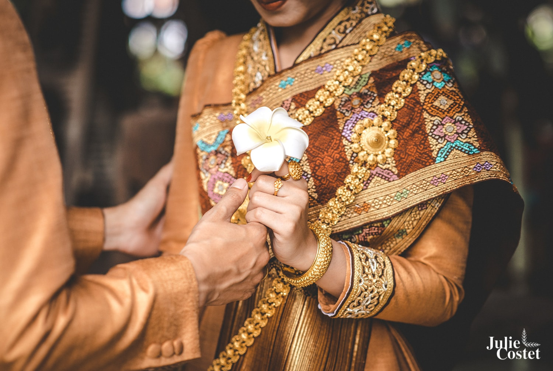 Mariage traditionnel au Laos