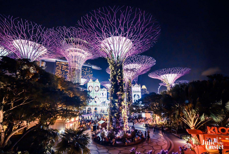 Reportage photo à Singapour
