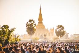 That Luang à Vientiane
