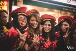 Halloween à Tokyo