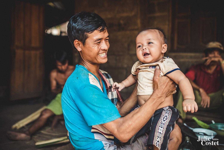 Nord Laos à Luang Prabang