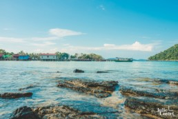 Kho Rong île du Cambodge