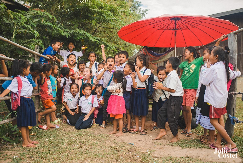 île de Don Deng à Champassak au Laos