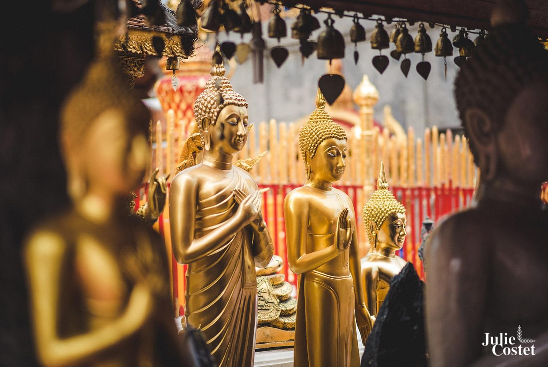 Bhouddas de Thaïlande