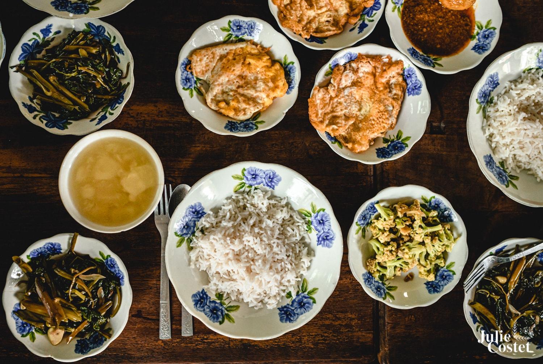 Nourriture Birmanie