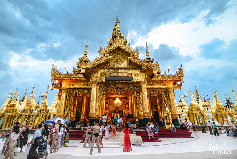 Pagode Shwedagon
