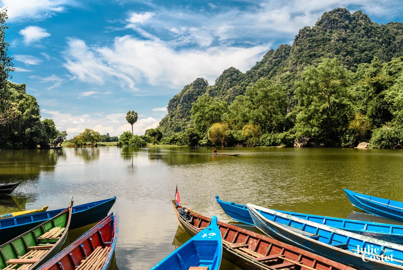 Paysage de Birmanie