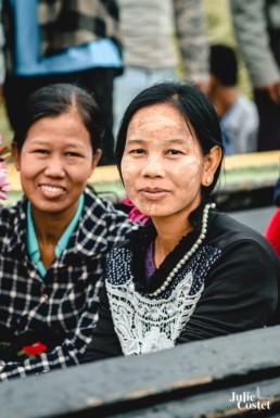 Portrait, Birmanie