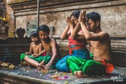 Rituel Hindou à Bali