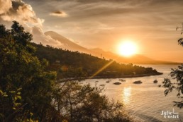 Plage d'Amed à Bali