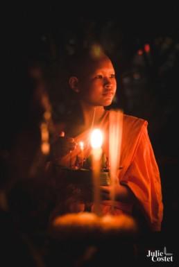 Fêtes des lumières au Laos