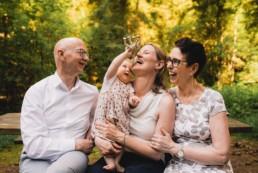 Photographe famille à Gérardmer dans les Vosges