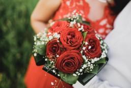 Séance photo anniversaire de mariage à Gérardmer