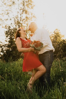 Séance photo anniversaire de mariage