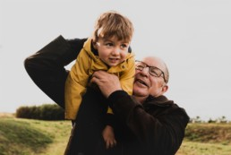 Séance photo famille en Bretagne