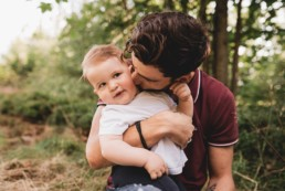 Séance photo en famille à Gérardmer dans les Vosges