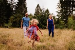 Séance photo famille à Gérardmer